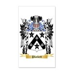 Plackett 35x21 Wall Decal
