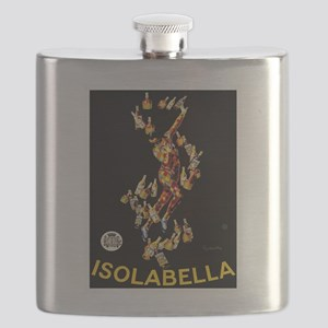 Vintage poster - Isolabella Flask