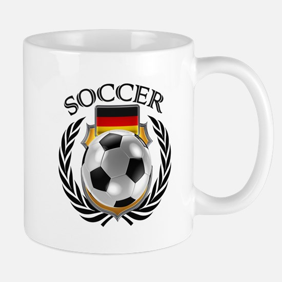 Germany Soccer Fan Mugs