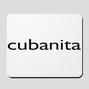Cubanita Mousepad