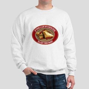 Pastelito Body Sweatshirt