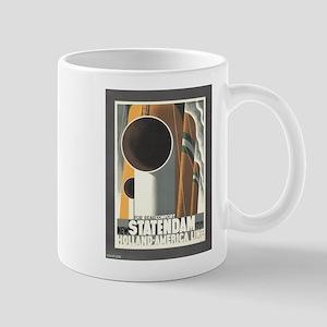 Vintage poster - Statendam Mugs
