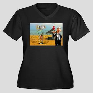 Bahama Mama (Beach) Plus Size T-Shirt