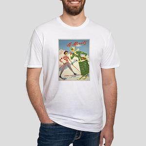 Vintage poster - St. Moritz T-Shirt