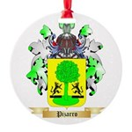 Pizarro Round Ornament