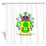 Pizarro Shower Curtain