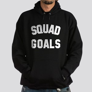 Squad Goals Hoodie (dark)