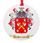Pittman Round Ornament