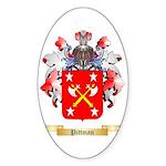 Pittman Sticker (Oval)