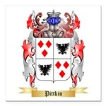 Pittkin Square Car Magnet 3