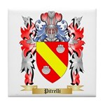 Pitrelli Tile Coaster
