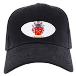 Pitman Black Cap