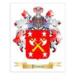 Pitman Small Poster