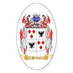 Pitkin Sticker (Oval)