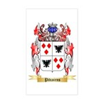 Pitcairns Sticker (Rectangle)