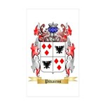 Pitcairns Sticker (Rectangle 10 pk)
