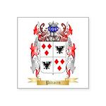 Pitcairn Square Sticker 3
