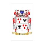 Pitcairn Sticker (Rectangle 50 pk)