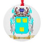 Pistoor Round Ornament