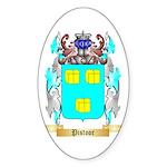 Pistoor Sticker (Oval 50 pk)
