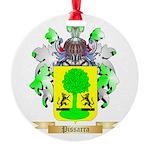 Pissarra Round Ornament
