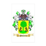 Pissarra Sticker (Rectangle 50 pk)