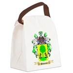 Pissarra Canvas Lunch Bag