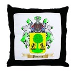 Pissarra Throw Pillow