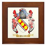 Pisculli Framed Tile
