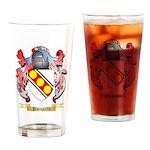 Piscopiello Drinking Glass
