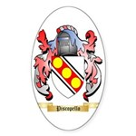 Piscopello Sticker (Oval 10 pk)