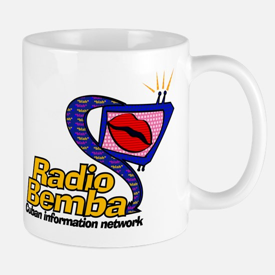 "Radio Bemba ""Big Mouth"" Mug"
