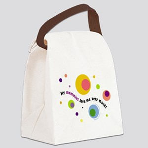 mymommiesloveme Canvas Lunch Bag