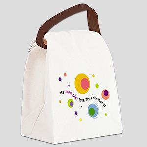 mymommiesloveme Canvas Lunch Bag