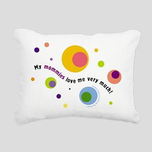 mymommiesloveme Rectangular Canvas Pillow