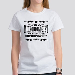 Funny Microbiologist Women's T-Shirt