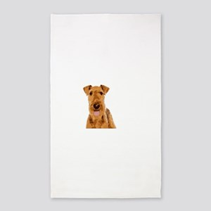 Airedales & Friends Gifts Area Rug