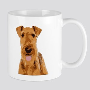 Airedales & Friends Gifts Mugs