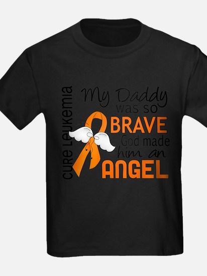 Angel 2 Leukemia T-Shirt