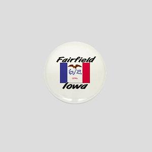 Fairfield Iowa Mini Button