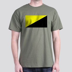Anarcho-Capitalist Flag Dark T-Shirt
