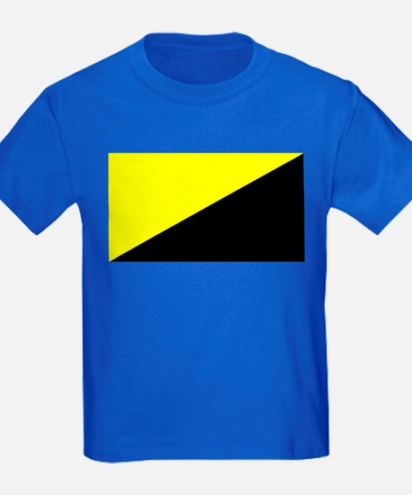 Anarcho-Capitalist Flag T