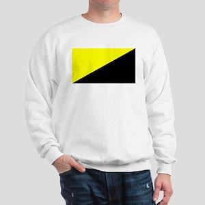Anarcho-Capitalist Flag Sweatshirt