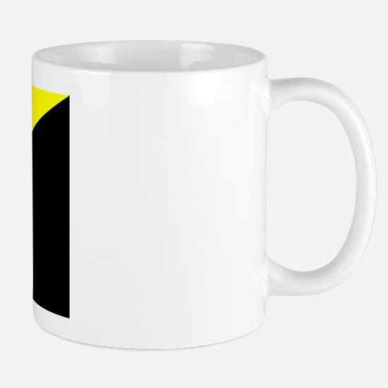 Anarcho-Capitalist Flag Mug