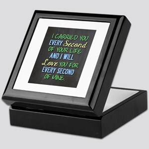 Miscarriage Quote Keepsake Box