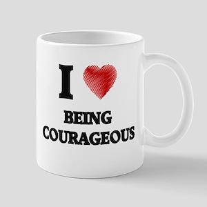 courageous Mugs