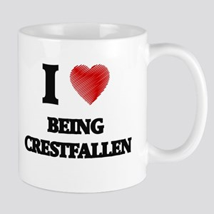 crestfallen Mugs