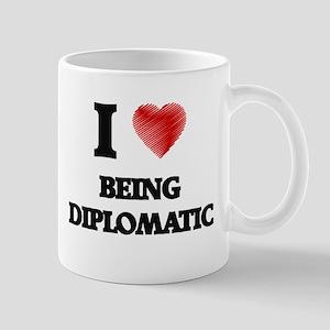Being Diplomatic Mugs