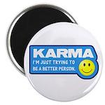 Karma Magnet