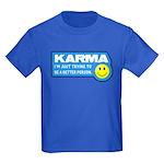 Karma Kids Dark T-Shirt